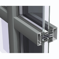 CW50 H: Thermally Efficient Curtain Walling