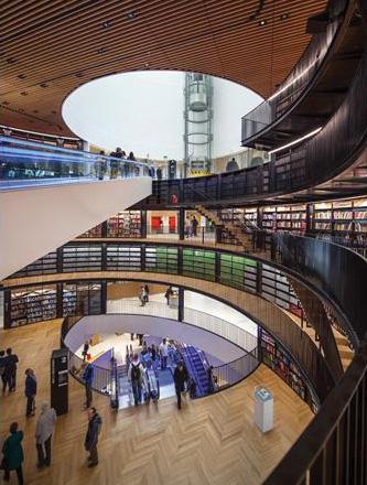 Mecanoo – Library of Birmingham