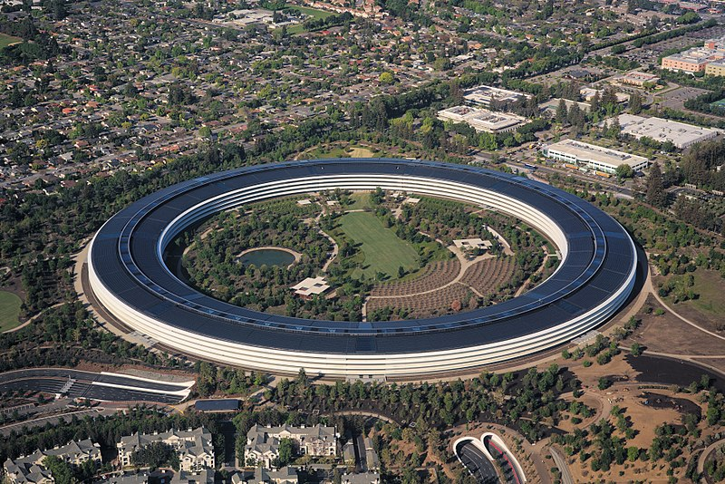 The Apple Headquarters