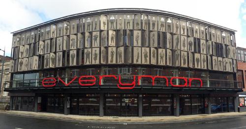 Haworth Tompkins - The Everyman Theatre