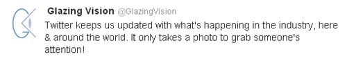 Glazing Vision