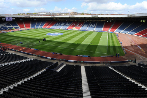 Hampden Park, Scotland