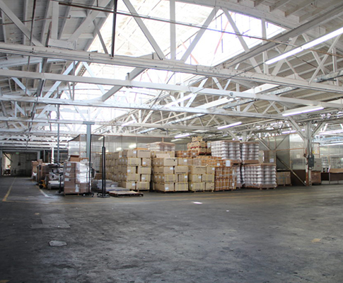 Warehouse Rooflights
