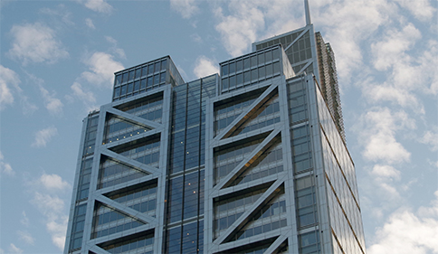 The Heron Tower
