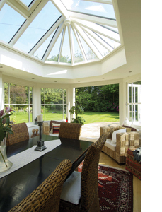 Mumford and Wood Roof Lantern