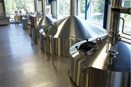 """Brand new brewing units"""