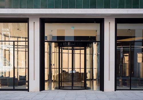 8 dazzling door projects