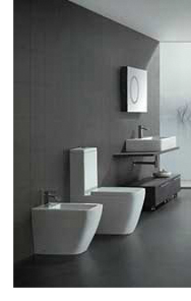 Splash Bathrooms: Compact Ceramics