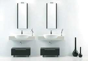 Splash Bathrooms: Streamline Storage Solutions