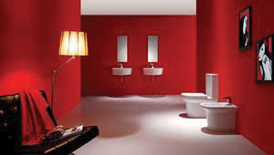 Splash Bathrooms: Bright Lights