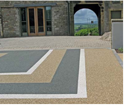 Star Uretech Resin Bound Surfacing