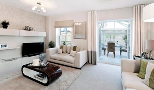 Underfloor heating for interior design freedom