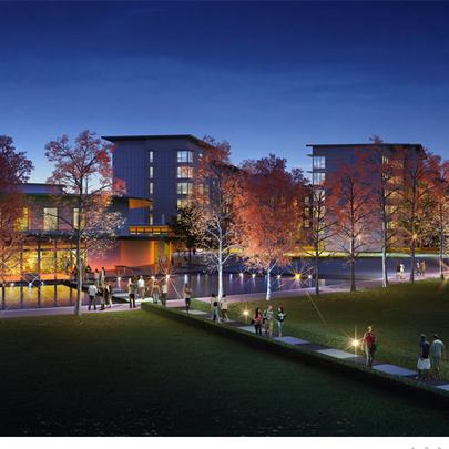 University of Hertfordshire Campus Redevelopment