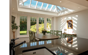 Westbury Windows and Joinery Roof Lantern