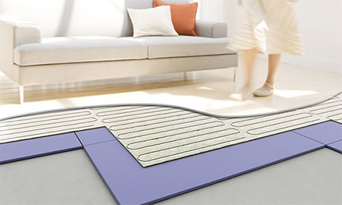 Why specify underfloor heating