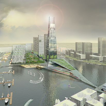 """""""Wirral waters """""""