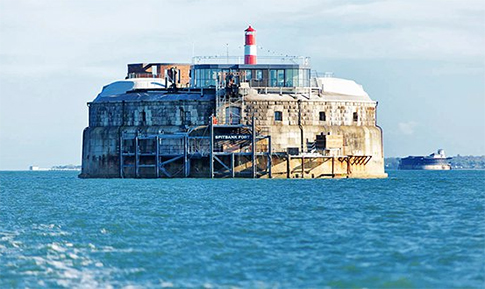 Spitbank Fort, Southsea
