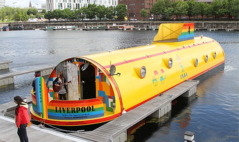 The Yellow Submarine, Liverpool