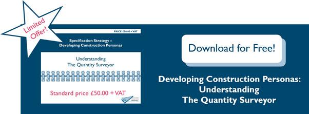 Download Understanding the Quantity Surveyor Persona