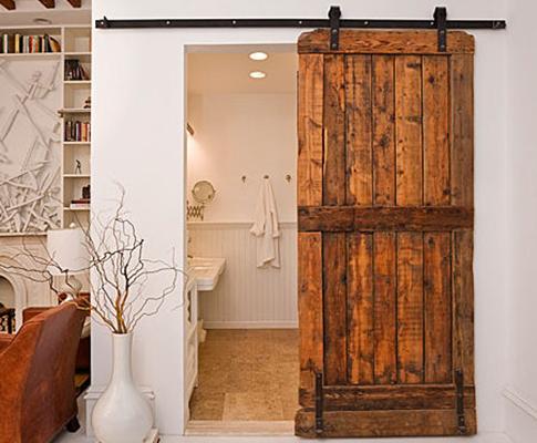 Reclaimed Wood Doors