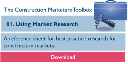 Market Research - Toolbox 1