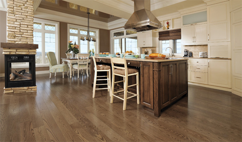 Gorgeous Wooden Flooring